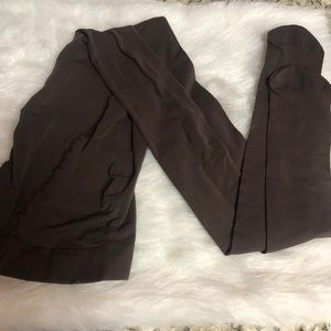 3 pack+ Medical Compression Hose -M/coffee brown NWT